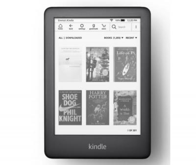 Amazon Kindle 2019 photo