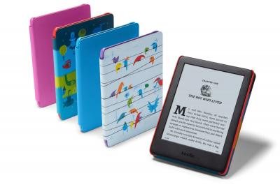 Amazon Kindle Kids Edition photo