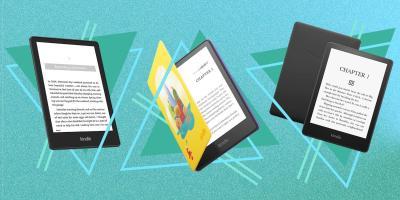 Amazon Kindle Paperwhite, 2021 edition photo