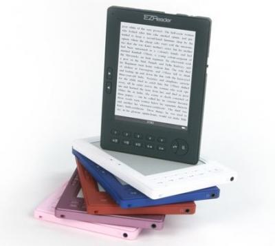 Astak EZ Reader Pocket Pro photo