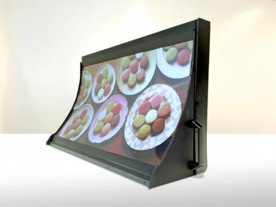 32'' flexible E Ink prototype (E Ink and Toppan Printing)