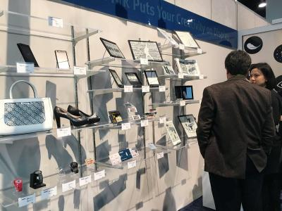E Ink prototypes and devices at CES 2018