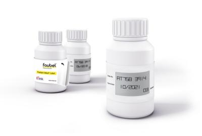 Faubel-Med E Ink smart label photo