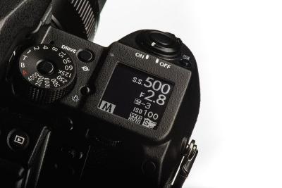 Fujifilm GFX 50S photo