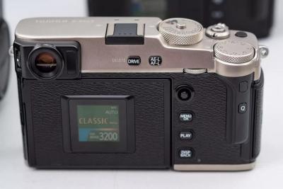 Fujifilm X-Pro3 photo