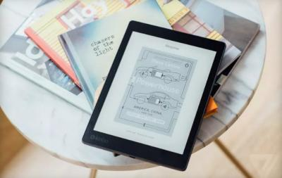 Kobo Aura One photo