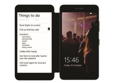 Microsoft Research Lumia 640 E Ink cover photo
