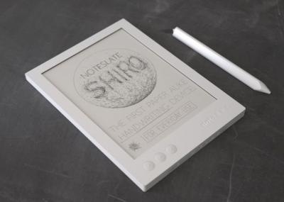 Noteslate Shiro photo