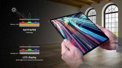 TCL NXRPaper technology explained