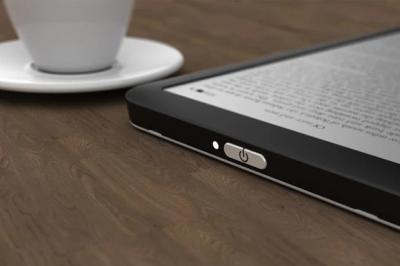 The ultimate e-reader concept