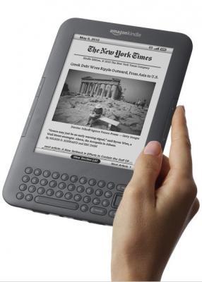 Amazon Kindle 3 photo
