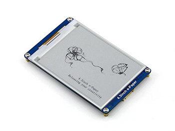 Waveshare 4.3 Serial E Ink module photo