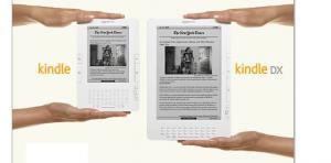 Amazon Kindle 2 vs DX