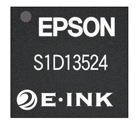 Epson E Ink S1D13524 photo