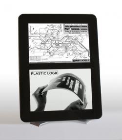 Plastic Logic ZED display