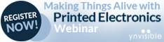 Ynvisible webinar - Making Things Alive with Printed Electronics
